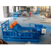 Quality QZS 704 HF linear Shale shaker solids control equipment have AWD angle adjustment system wholesale