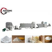 Quality Stainless Steel Modified Starch Production Line 26x3.5x3.5m Dimension wholesale