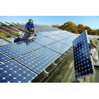 China Unique Aluminum Frame solar panel 36V 230W 25 Years Long Span on sale