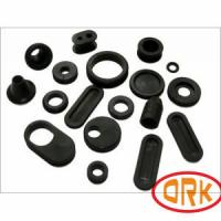 Quality Free Sample Hose Sleeve Grommet Rubber High / Low Temperature Resistance wholesale