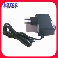 Cheap ABS PC Universal AC Adapter 8v 580ma For Security Alarm System for sale