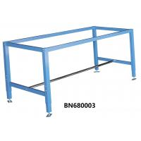"""Buy cheap Blue Color Industrial Work Benches 60"""" Overall Width Powder Coated from wholesalers"""