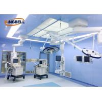 Cheap Customized Size Modular Operating Room Corrosion Resistant Prevent Bacteria for sale