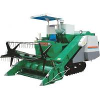 Quality Self-propelled full-feeding combine harvesters with rubber tracks wholesale