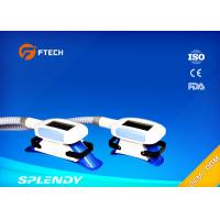 Quality Non Invasive Fat Removal Vacuum Cavitation Slimming Machine With Four Handles wholesale