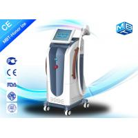 Quality New Innovation Technology Professional 755 & 810 & 1064 nm Wavelengh Hair Removal Machine in Russian wholesale