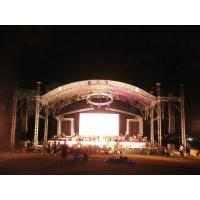 Quality Easy install Durable Large Aluminum Stage Truss system for Indoor or Outdoor Performance wholesale