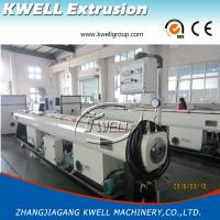 Quality 16-630mm PVC Pipe Extrusion Making Machine, Water Pipe Production Machine wholesale