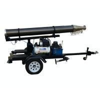 Quality hydraulic lifting pneumatic telescopic masts trailer system for mobile telecommunication wholesale