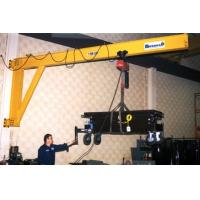 Quality Precision Wall Mounted Jib Crane for Enclosed Building / Plant Room Maintenance wholesale