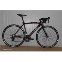 Cheap Made in China red steel 540mm frame 700c thin tube road bicycle/bicicle with Shimano 14 speed for sale