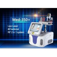 China Lipo Laser Handpiece and Fractional RF Treatment Handpiece RF Power 50w Rated Power 200w on sale