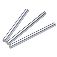 Buy cheap 40Cr Hydraulic Cylinder Piston Rod, Quenched / Tempered Chrome Plated Piston Rod product