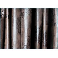 Quality Cattlehide Leather Waistband Fabric ,  Spandex Leather Leggings Fabric with Silk Touch wholesale