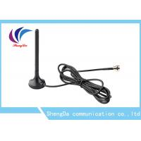 Quality Magnetic Fixed HDTV Indoor Antenna , Digital Television Antennas Get Free Local Channels wholesale