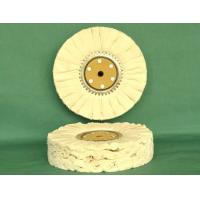 Quality Cotton Bias Buff / Polishing Wheel wholesale