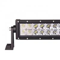 Quality Waterproof 4x4 LED Driving Lights Bar Flood and Spot Beam , PC Lens wholesale
