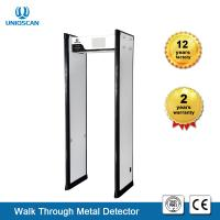 Quality Anti - Interference Multi Zone Metal Detector For Airport  / Metro / Bar wholesale