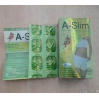 Buy cheap A-slim , 100% Natural Slimming Diet Pills Formula from wholesalers