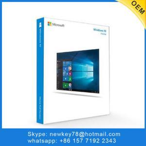 Microsoft Korean Language Windows 10 Home Oem With 3.0 Usb Flash Drive