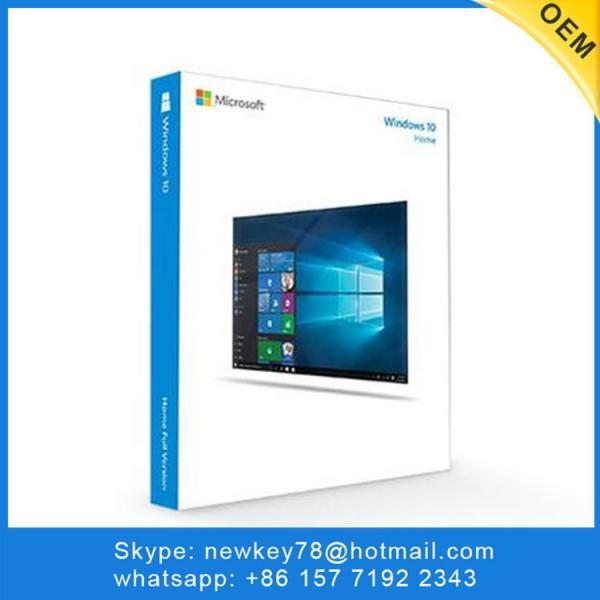 Cheap Microsoft Korean Language Windows 10 Home Oem With 3.0 Usb Flash Drive for sale