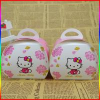 China Custom Small Mini Paper Wedding Cup Cake Boxes Wholesale on sale