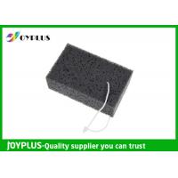 Quality Double Side Auto Car Cleaning Sponge With Loop Customized Size / Color wholesale