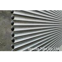 Quality ASTM B677 / B673 / B674 TP 904L Pipes Super Austenitic Stainless Steel Tubes wholesale
