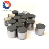 Quality China factory price PDC cutters/tungsten carbide PDC cutters used for oil drilling bits wholesale