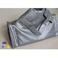 Quality High Temp Insulation Jacket Heat Resistant Exhaust Blanket Cover For Gate Valve wholesale