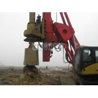 Quality rotary drilling rigs Track shoe width 700mm rated power 110kv wholesale