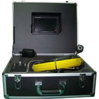 Quality Video Snake Pipe & Wall Inspection Color Camera System wholesale