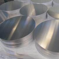 Buy cheap AA3003/O,Aluminium discs, thickness 1.0-4.0mm, diameter 100-750mm from wholesalers