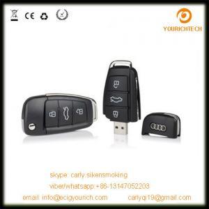 China Audi car key usb flash drive, car key shape usb flash drive, usb flash drive key on sale