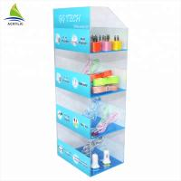 Quality Transparent Custom Design Acrylic Display Stands For Cell Phone ISO Certification wholesale