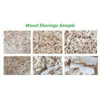 Quality China made New Design Waste Wood Shaving Machine Electric/Diesel powered shavings machine wholesale
