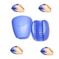 Cheap silicon heat resistant gloves ,heat resistant silicon mitts for sale