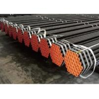 China Seamless Structure Carbon Steel TubeFerritic Steel Material ASTM A333 Grade 9 on sale