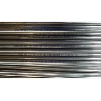 Buy cheap ASME SA249 / ASTM A249 TP304 TP316L TP321 Stainless Steel Welded Tube , Bright Annealed , Plain End , 100%HT+100%ET from wholesalers