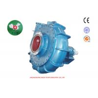 Quality WN Series Hydraulic Open / Closed Impeller Sand Dredge Slurry Pump For River wholesale