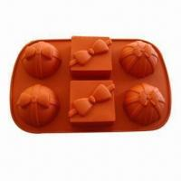 Quality Cake Mold with Bear Design, Available in Various Styles, Sizes and Colors, Made of Silicone wholesale