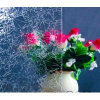 Buy cheap Clear Kasumi Figured Glass 3mm,4mm,5mm,6mm  tempered float glass product