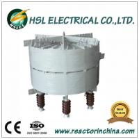 China Current limiting reactor harmonic protect on sale