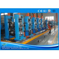 Quality Low Alloy Steel Steel Pipe Production Line Heavy Duty ISO Certification wholesale