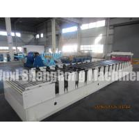 Cheap Glazed Tile Corrugated Roll Forming Machine With Steady And Polish Surface for sale