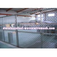 """Quality FLAT / CRIMPED Gray Inconel Knitted Metal Mesh Plain Weave Wire Diameter 0.008 - 0.011 """" wholesale"""