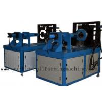 Quality Curving Elbow Stone Coated Roof Tile Machine Functional Blue wholesale