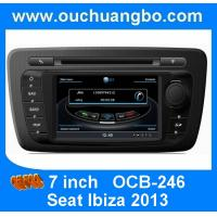cheap car autoradio multimedia for seat ibiza 2013 with video 1080p a8 chip auto navigation ocb. Black Bedroom Furniture Sets. Home Design Ideas