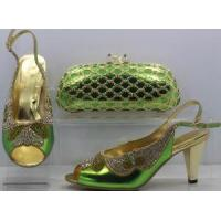 Quality Women Dress Shoes and Matching Bag wholesale