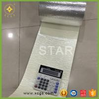 Buy cheap XPE foam Thermal  Aluminum Foil Fireproof and waterproof Heat Insulation Materials for wall and roofs product